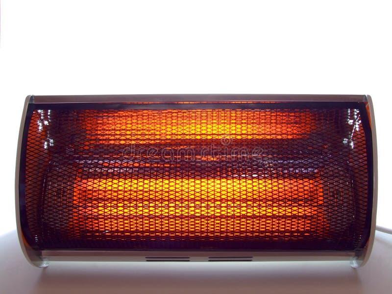Calefator elétrico /B fotos de stock