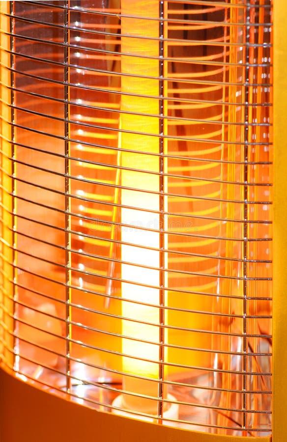 Calefator infravermelho fotografia de stock