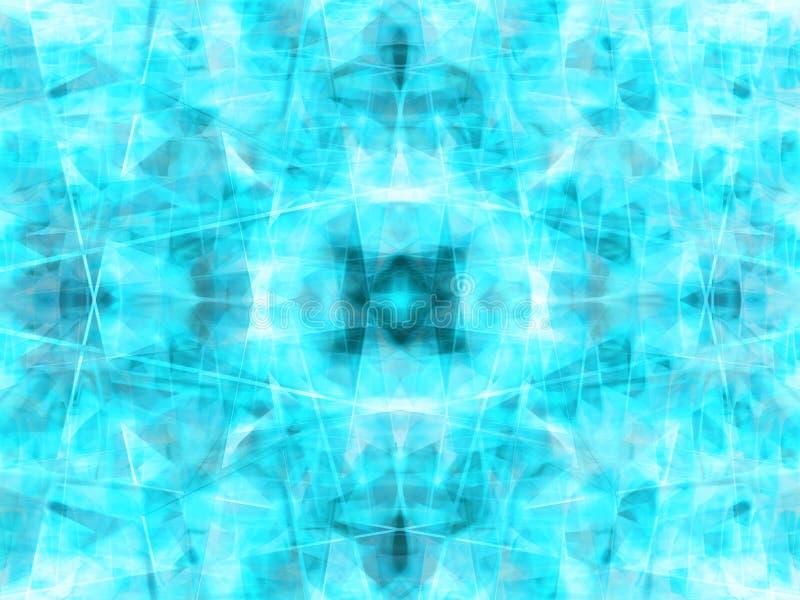 Caleidoscopio 18 ilustración del vector