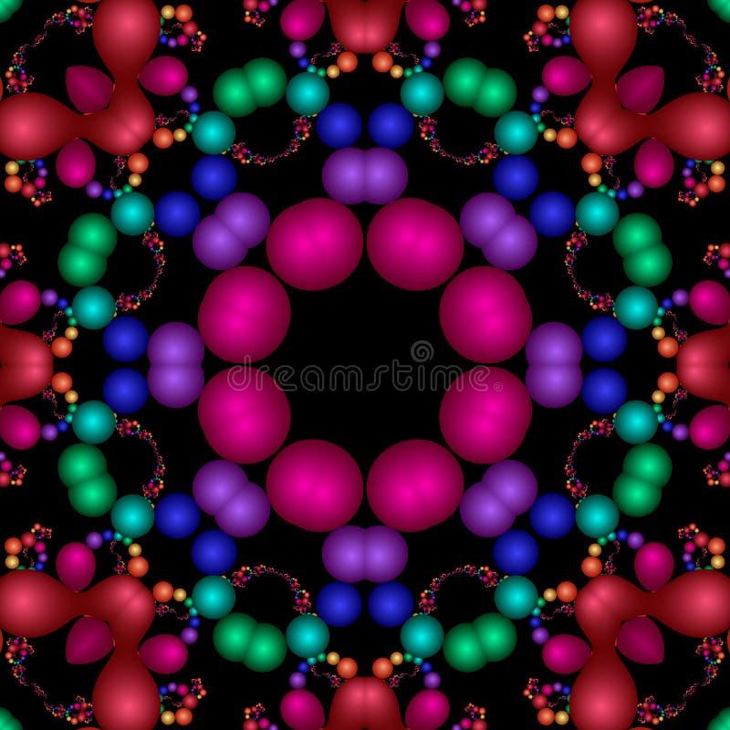 Download Caleidoscopio illustrazione di stock. Illustrazione di astrazione - 3133635