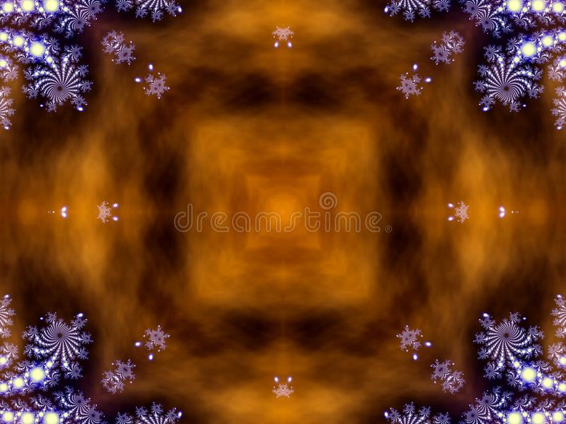 Caleidoscopio esperanzado libre illustration