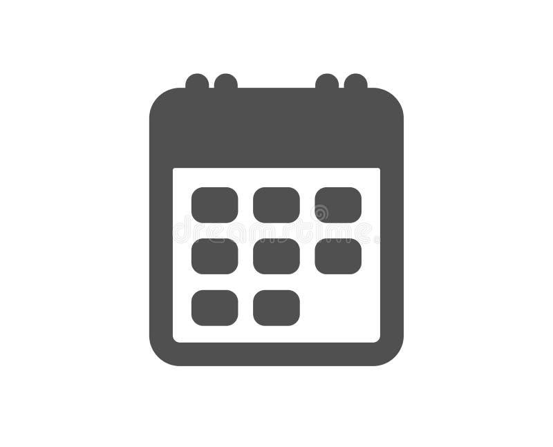 calendar икона Знак напоминания события вектор бесплатная иллюстрация