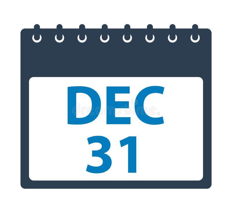 calendar икона Плоский вектор стиля иллюстрация штока
