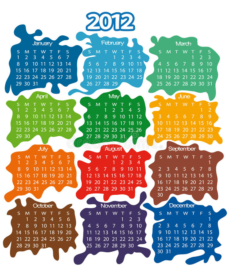 Free Calendar Stock Image - 22049211