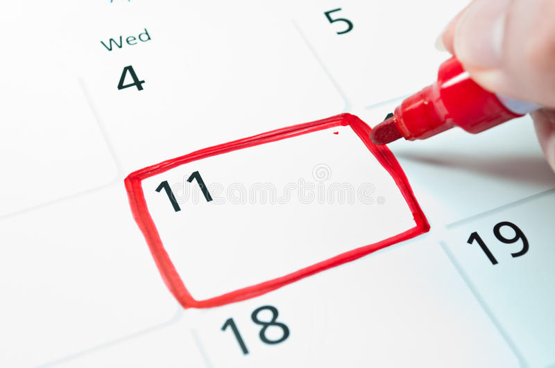Download Calendar stock photo. Image of event, isolated, life - 26492440