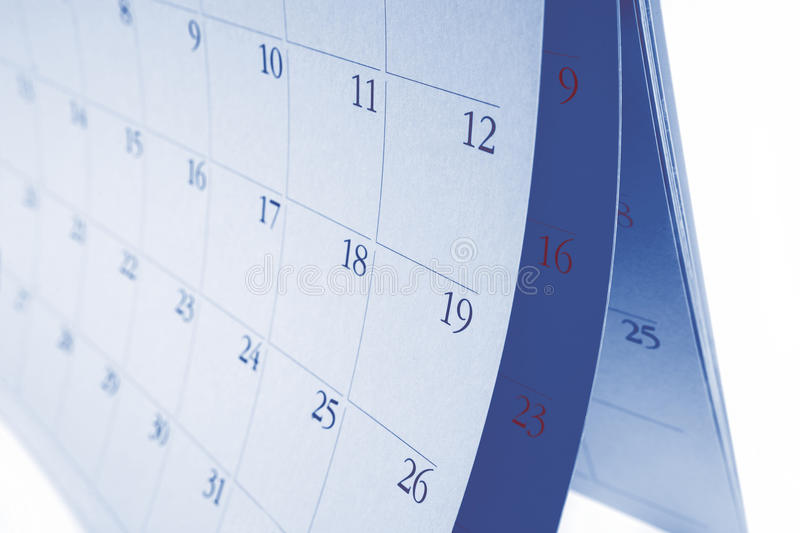 Download Calendar stock image. Image of calender, month, organizer - 28756823