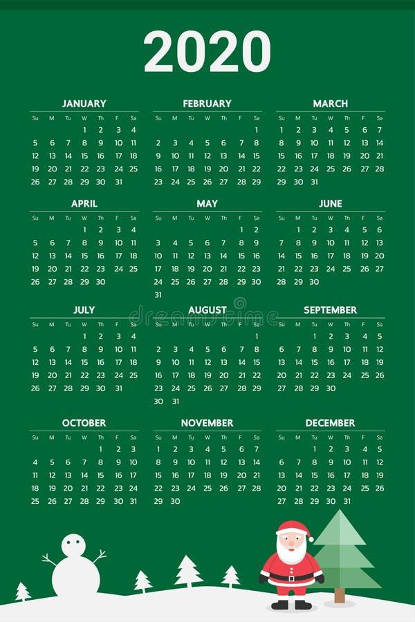 Poster Calendario 2020.Calendar For November 2019 With Thanksgiving Theme Vector