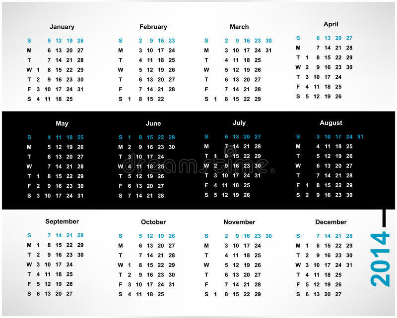 Download Calendar stock vector. Image of date, colour, flower - 32441413
