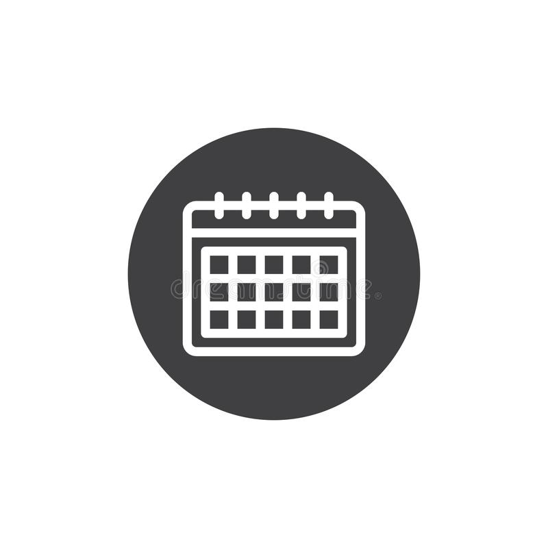 Free Calendar Icon Vector Stock Images - 104420454