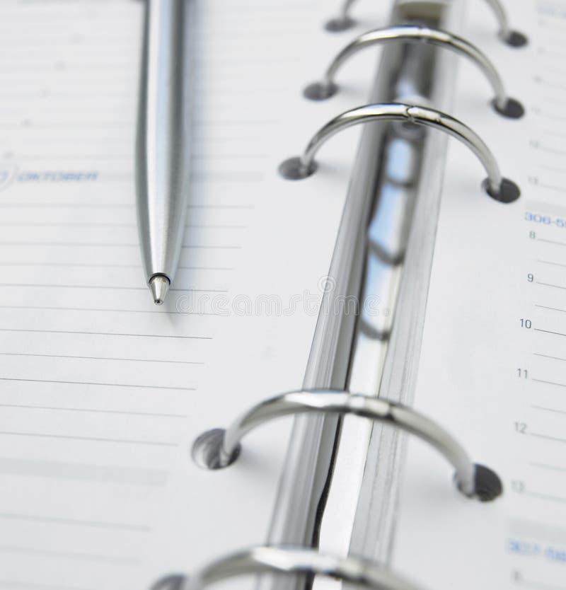 Free Calendar Pen Stock Photo - 3748810