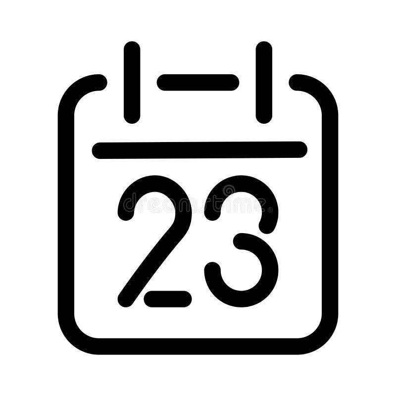 Event Planning Symbol stock illustration. Illustration of ... |Event Planner Symbol