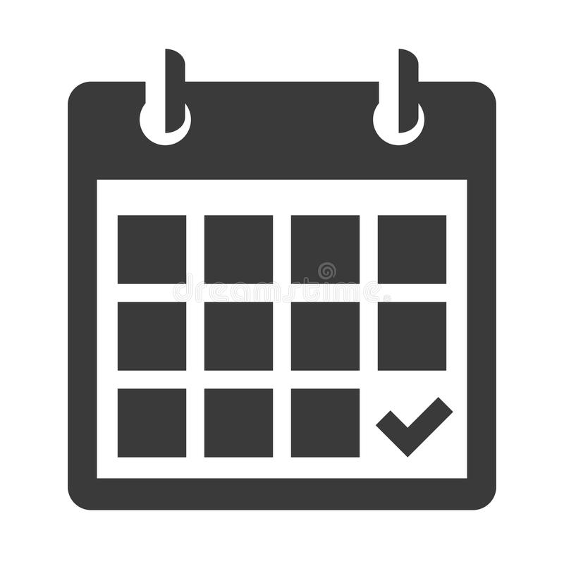 calendar symbolen