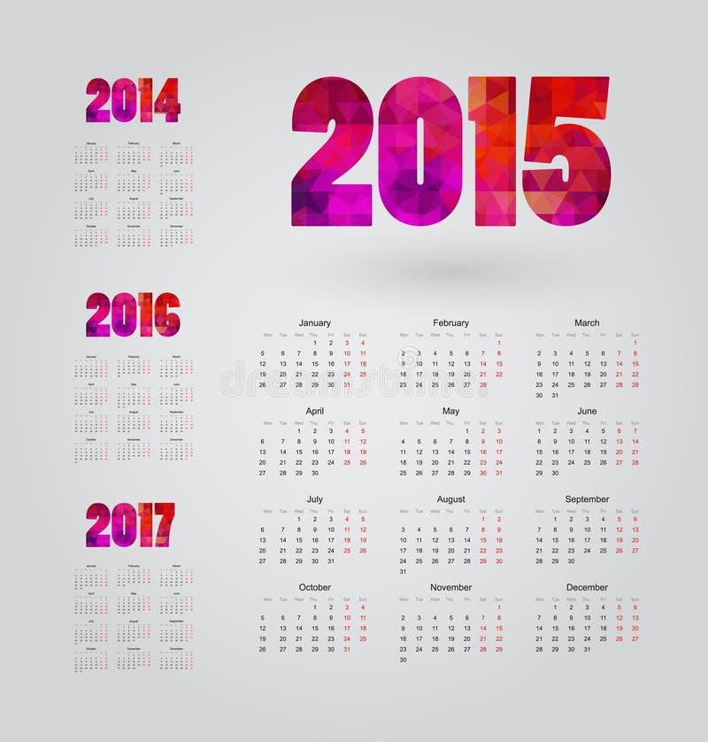 Download Calendario stock de ilustración. Ilustración de marrón - 42432130