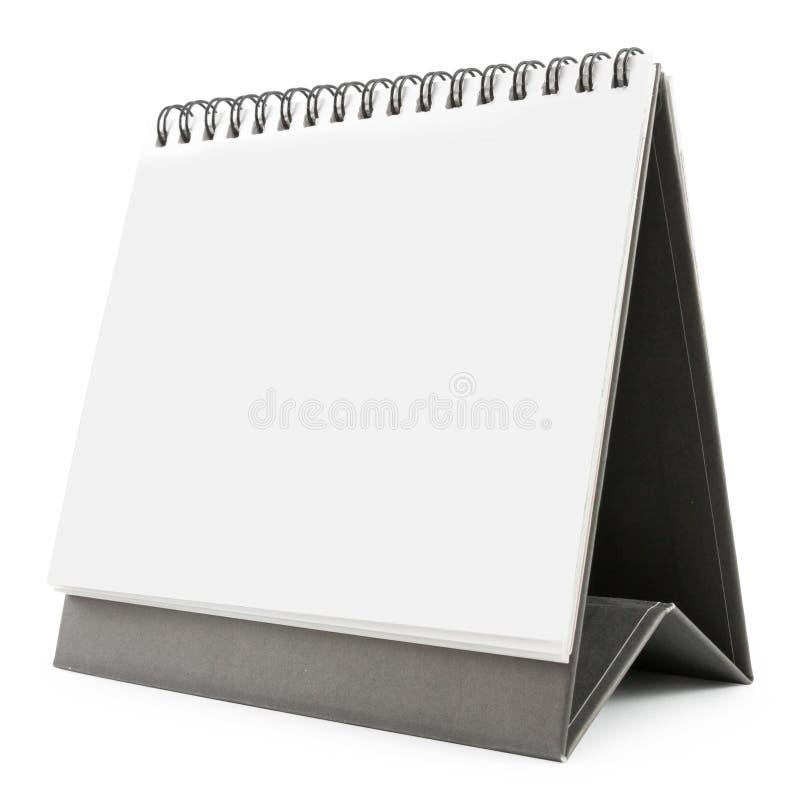 Calendario da scrivania immagine stock libera da diritti