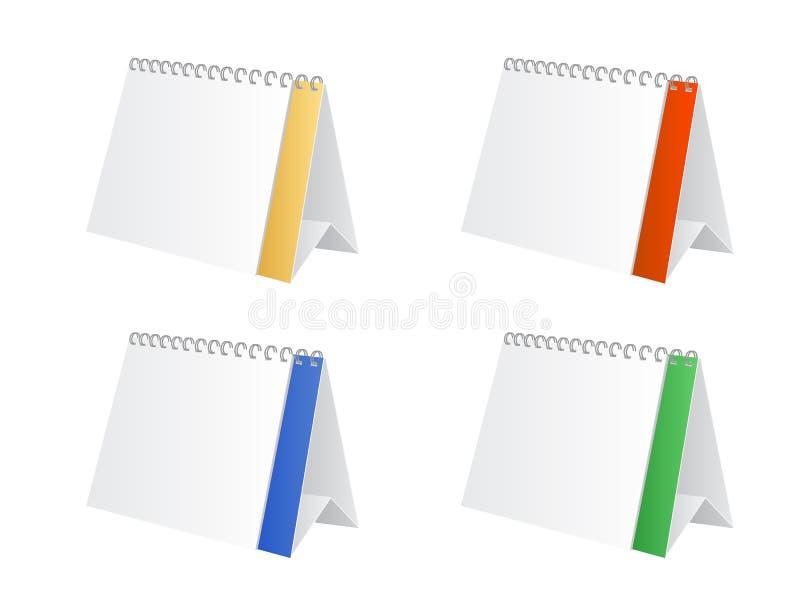 Calendario della Tabella royalty illustrazione gratis