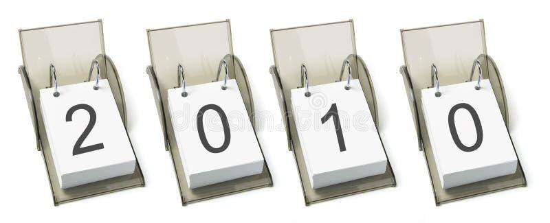 calendars стол стоковое фото rf