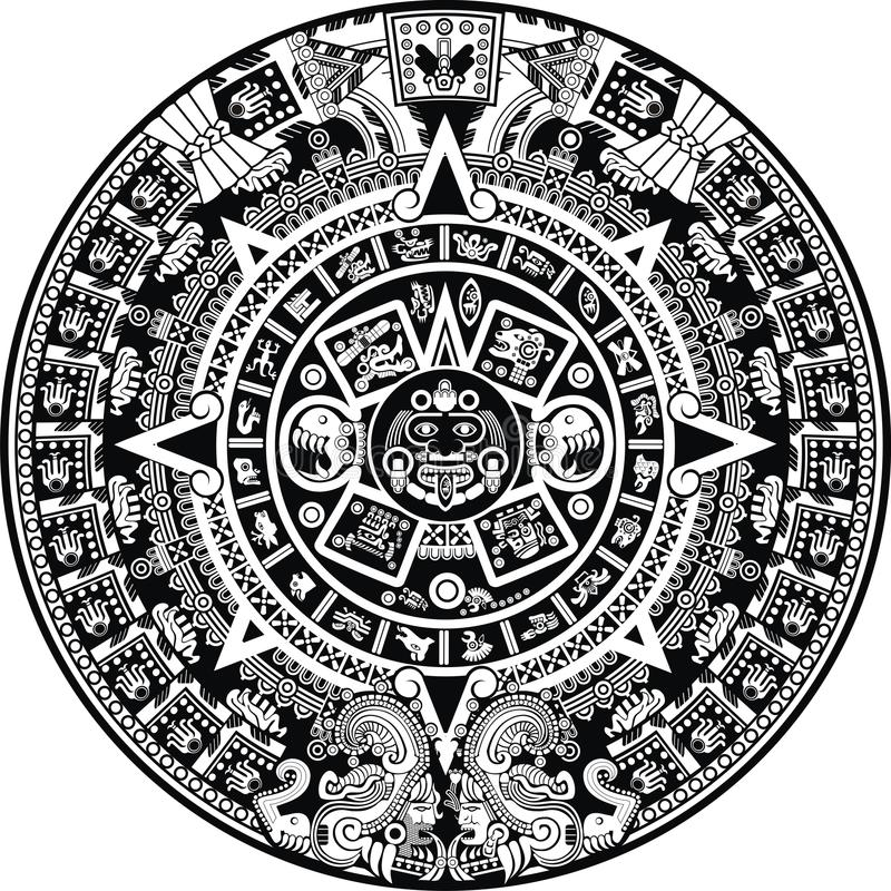 Calendrier de Maya