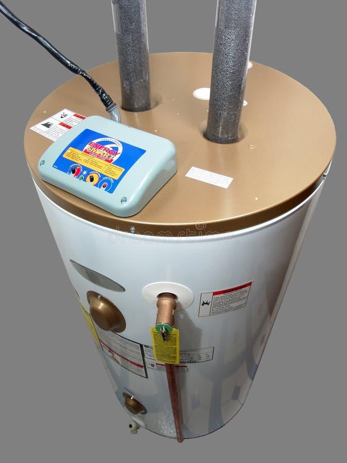 Calentador de agua eléctrico fotos de archivo libres de regalías