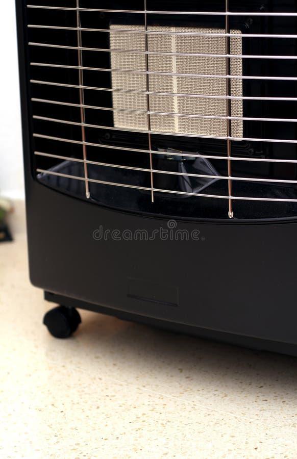 Calentador del butano imagen de archivo