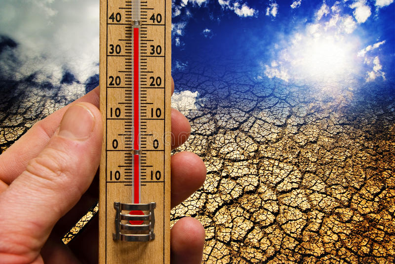 Calentamiento del planeta
