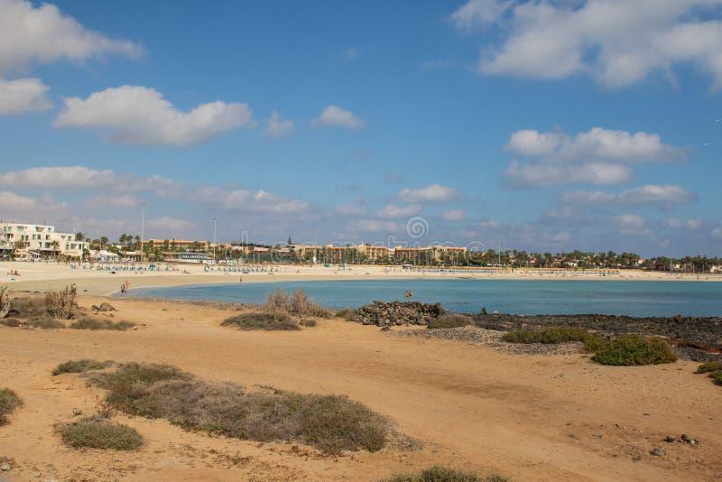 Caleta de fuste, Fuerteventura, Ισπανία στοκ φωτογραφία με δικαίωμα ελεύθερης χρήσης
