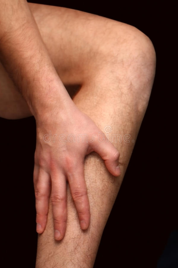 Download Calf pain stock image. Image of people, healthy, back - 12386811