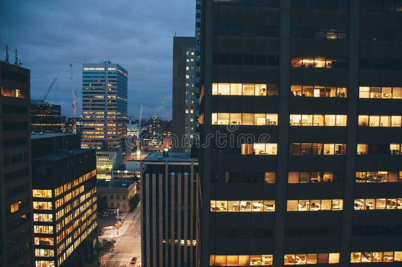 Calgary, Canada stock image