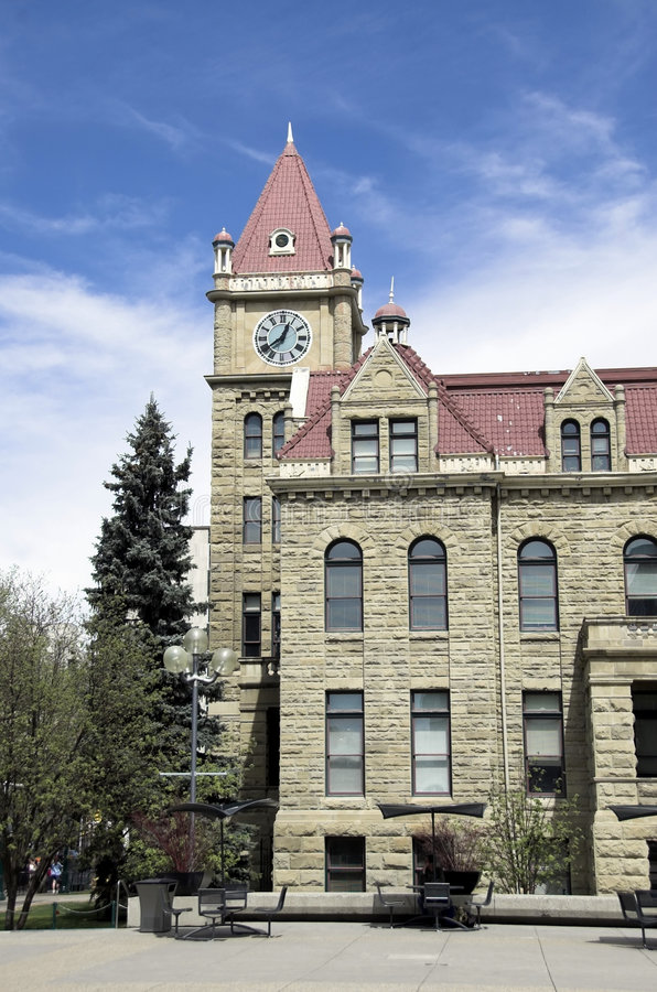 Calgary City Hall stock photos