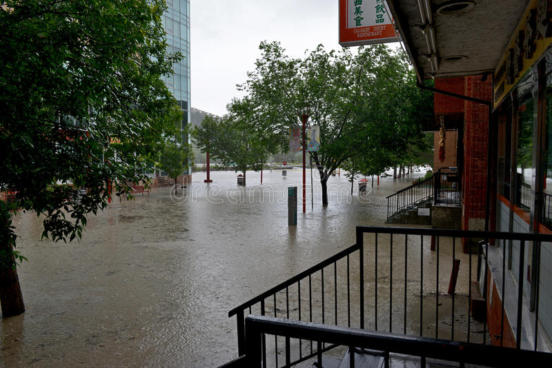 Download Calgary Flood 2013 Editorial Image - Image: 31769685