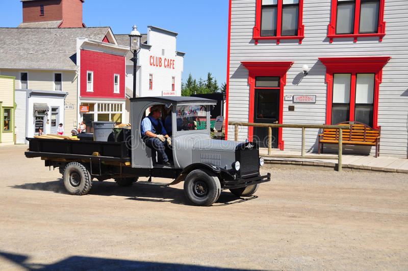 Download Calgary, Heritage Park editorial stock image. Image of landmark - 26037039