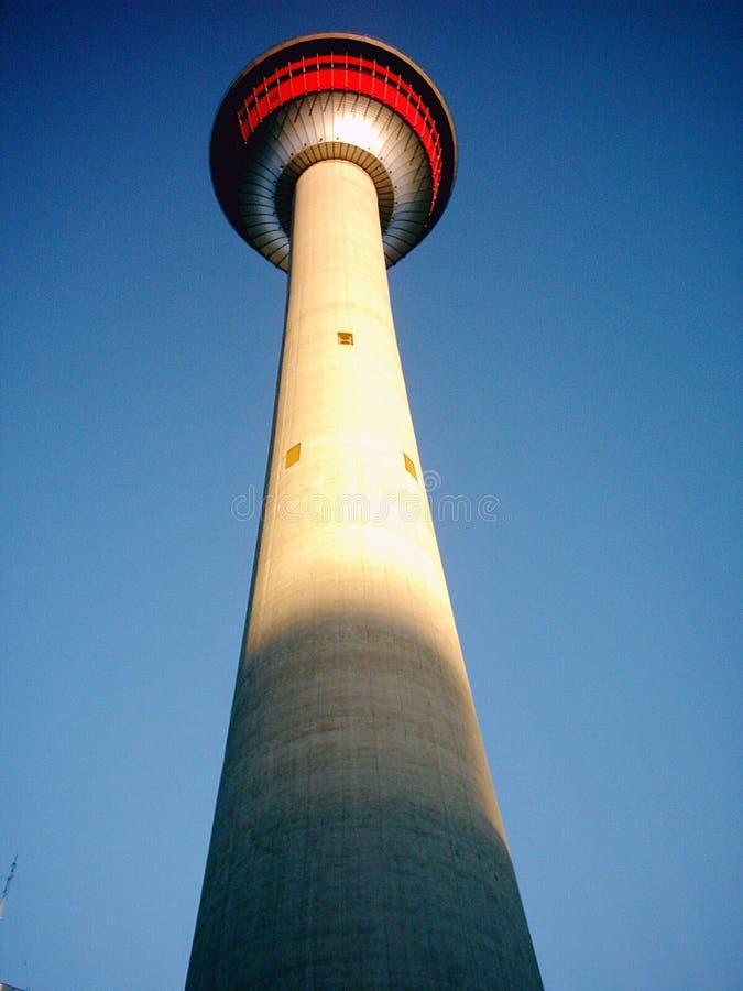 Calgary-Kontrollturm 3 lizenzfreies stockbild