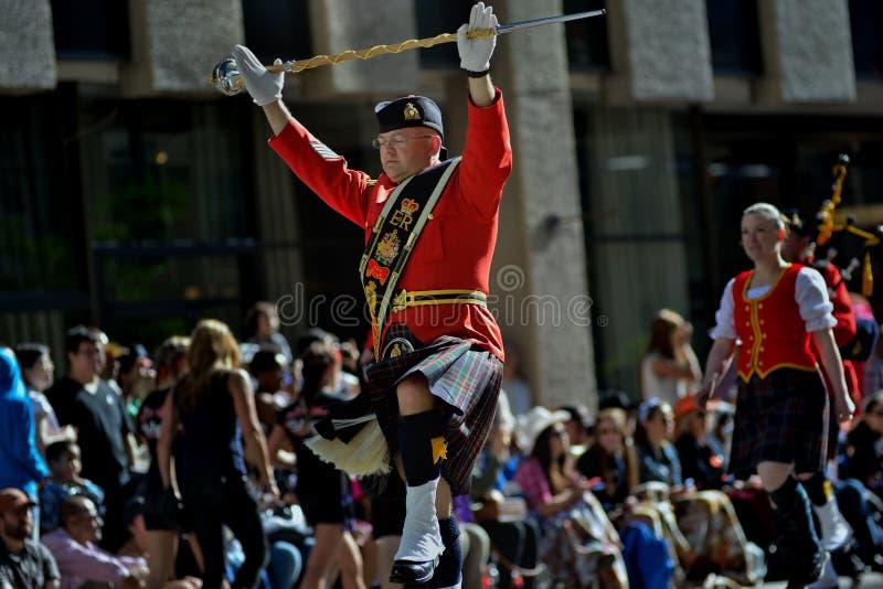 Scottish Dance Editorial Stock Image Image Of Dancers