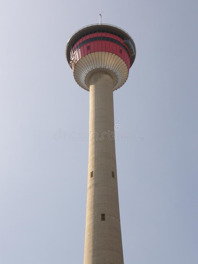 Download Calgary Tower stock image. Image of rise, space, architecture - 10768091