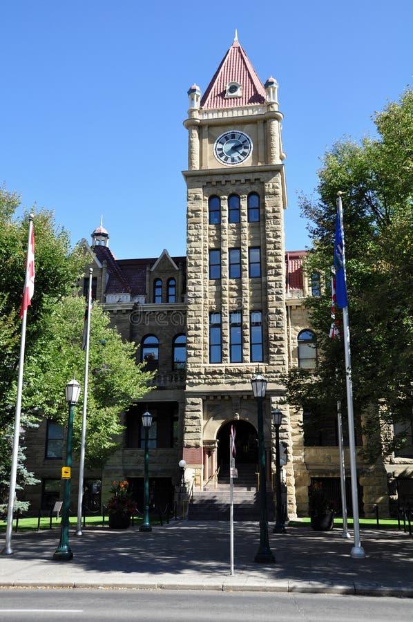 CalgaryRathaus lizenzfreie stockfotos