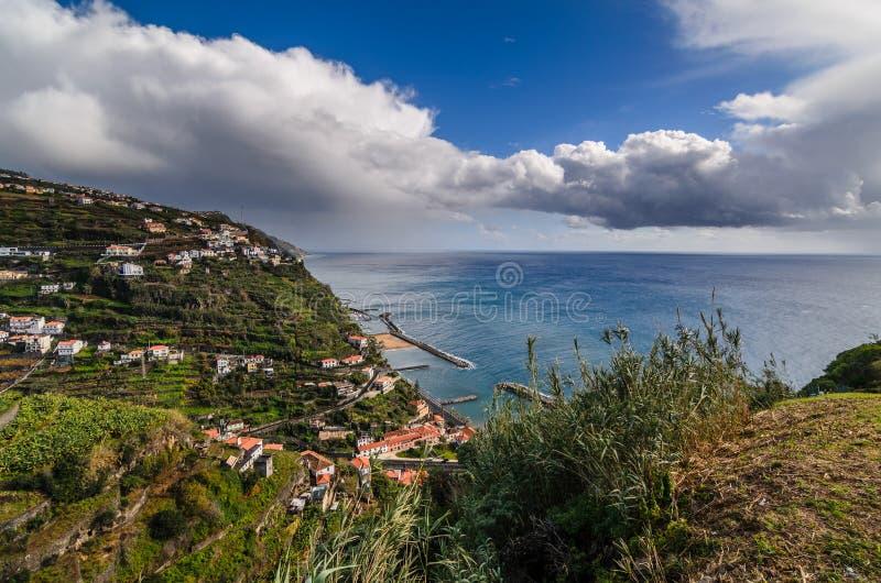 Calheta Madeira imágenes de archivo libres de regalías
