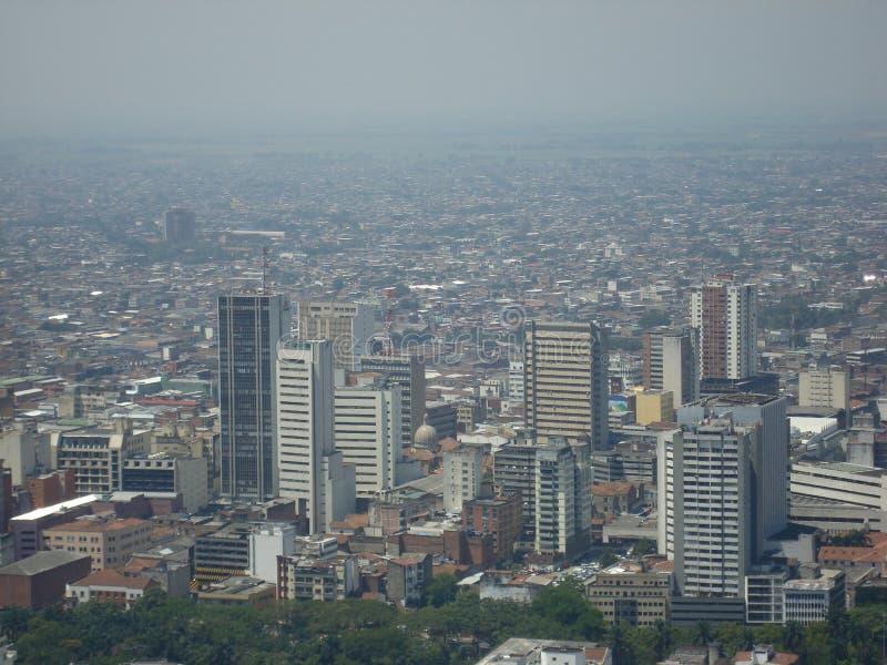cali哥伦比亚 免版税库存图片