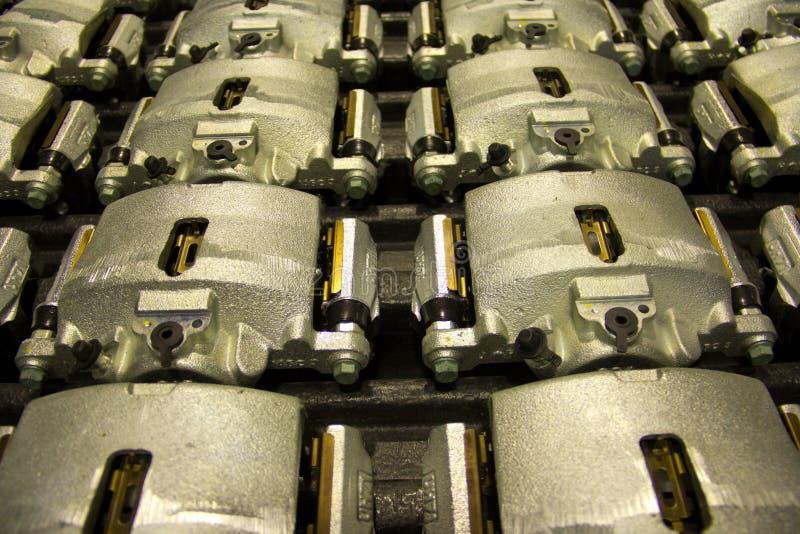 Calibrador del freno imagen de archivo