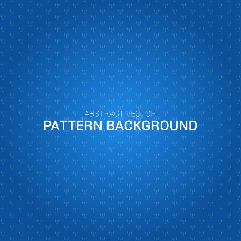 Calibre abstrait de conception de fond de bannière d'affiche de gradient de modèle de vecteur image stock