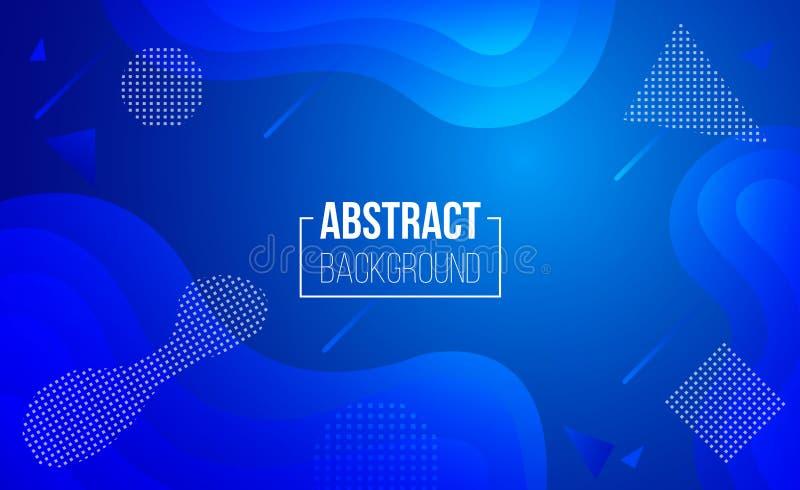Calibre abstrait de fond de conception L'utilisation pour la conception moderne, couvrent d?cor?, brochure, flayer et carte illustration de vecteur