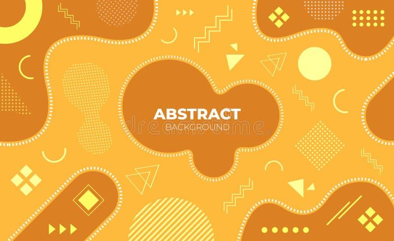 Calibre abstrait de fond de conception L'utilisation pour la conception moderne, couvrent d?cor?, brochure, flayer et carte illustration libre de droits