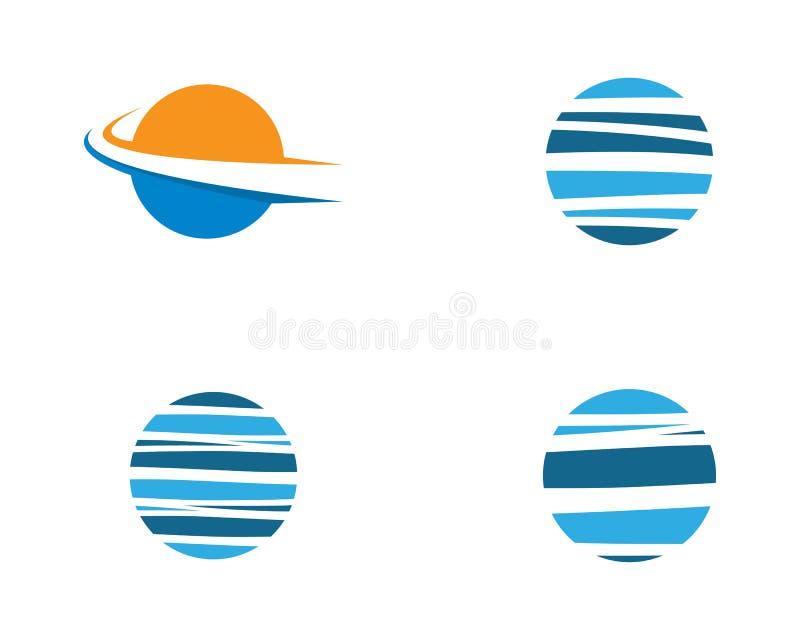 Calibre abstrait de logo illustration de vecteur