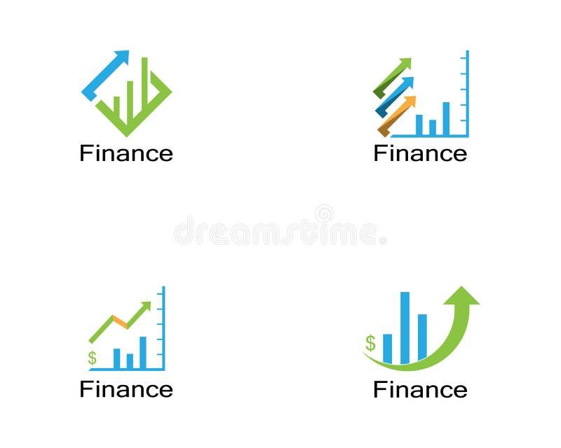 Calibre d'icône de graphique de finances d'affaires et de vecteur de symbole pour l'appli de Web illustration de vecteur