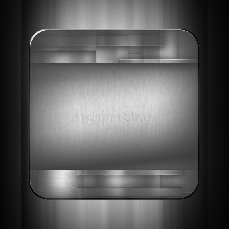 Calibre d'icône pour des applications illustration libre de droits