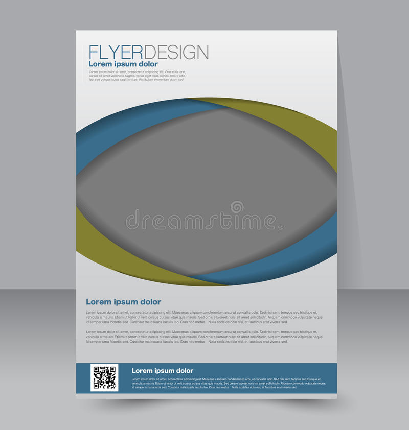 Download Calibre D'insecte Brochure D'affaires Affiche A4 Editable Illustration de Vecteur - Illustration du idée, dessin: 56475260
