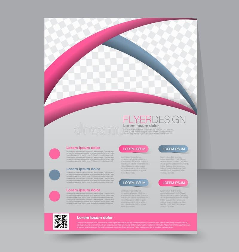 Download Calibre D'insecte Brochure D'affaires Affiche A4 Editable Illustration de Vecteur - Illustration du insert, présentation: 56475328