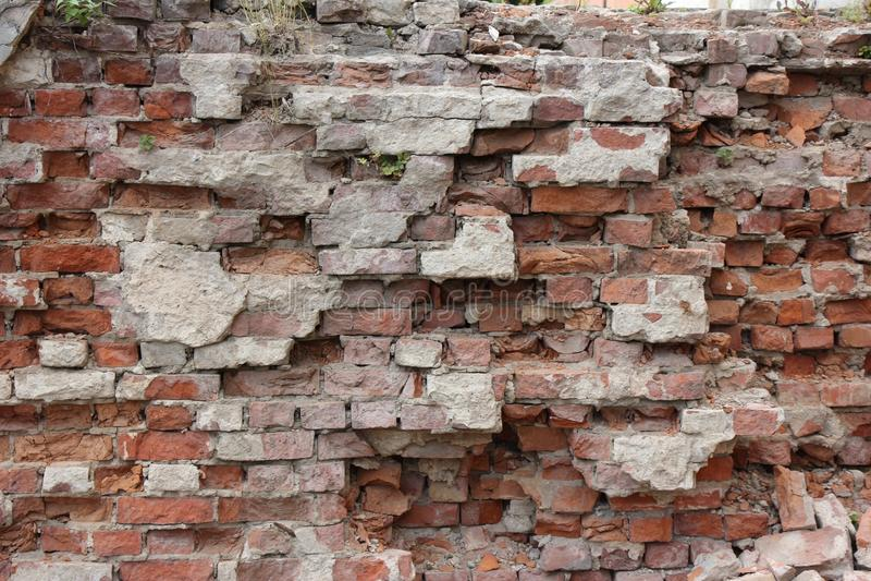 Calibre de brique photo stock