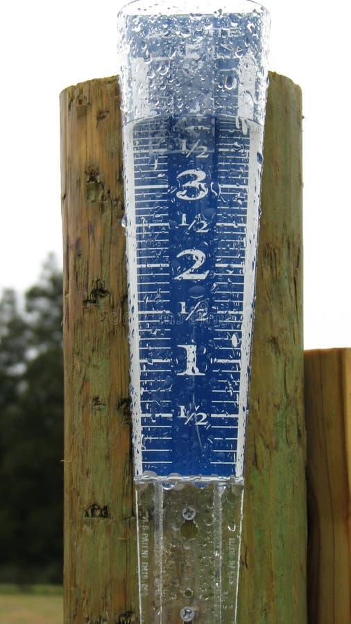 Calibre de chuva fotos de stock