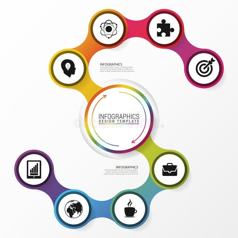 Download Calibre De Conception D'Infographic Concept Abstrait D'affaires Vecteur Illustration de Vecteur - Illustration du développement, internet: 77154849
