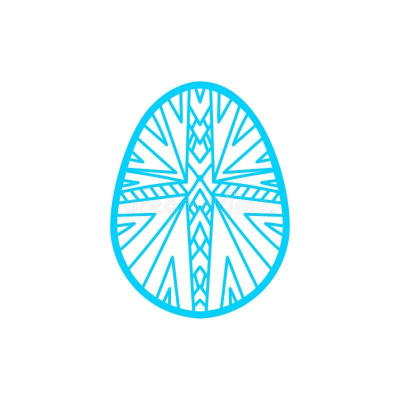 Download Calibre De Coupe Heureux De Laser De Pâques Pour Des Cartes De Voeux Illustration de Vecteur - Illustration du carte, invitation: 87701849