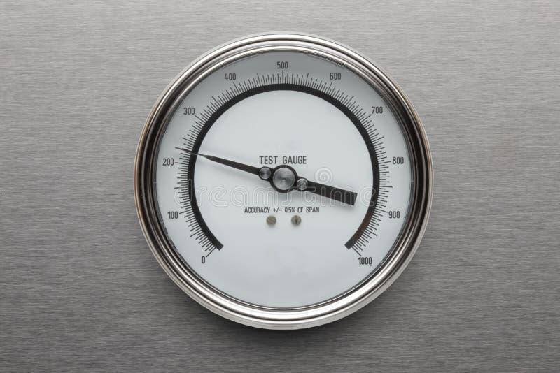 Calibre de pressão imagens de stock